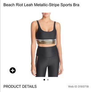 Beach riot Leah sports bra and leggings